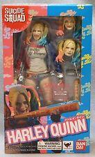 "Suicide Squad 6"" Harley Quinn SH Figuarts Action Figure - DC"