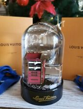 ‼️FINAL SALE⚜️❄️Brand New Louis Vuitton Stokowski Desk Vip Gift Lv Snow Globe❄️