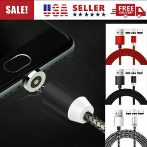Magnetic fast charging cable Type C Micro USB/ IOS For android /iphone 3 in 1