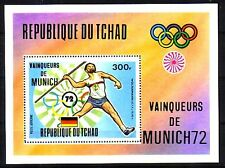 Tschad Block 54 A   postfrisch