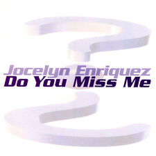 JOCELYN ENRIQUEZ Do You Miss Me  10x CD Single 1996 Classified