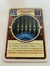 Doomtrooper Fortification: Zitadelle von Muawijhe *German* Mutant Chronicles CCG