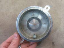 1949 Buick Super interior dash panel clock gauge insert trim rat rod hot rod