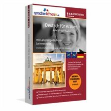 Deutsche Sprachkurs-Softwares Bildungs-CD