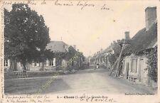 CPA 41600 CHAON la Grande Rue Edit BARTHOLIN CHAPON ca1906