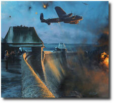 The Dambusters - Last Moments of the Möhne Dam (Coll Ed) by Robert Taylor 5 Sigs