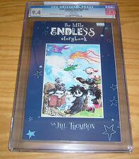 Little Endless Storybook #1 CGC 9.4 jill thompsons - gaiman's sandman spin-off