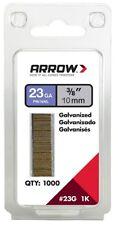 Arrow 23GA Pin Nails 12mm Pack of 1000