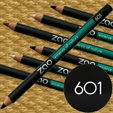 Zao Make-up 601 SCHWARZ Eyeliner-Stift Crayon Black Naturkosmetik bio fair vegan