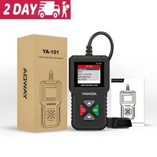 OBD2 Scanner Automotive Code Reader Car Check Engine Light Fault Diagnostic Tool