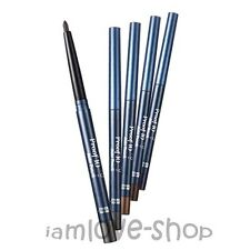 [Etude House] Proof 10 Auto Pencil Eye Liner 5 Colors Pick one! Waterproof