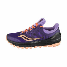 Saucony Xodus Iso 3 Mujer Púrpura Mujer Zapatillas de Trail S10449-37