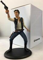 """Star Wars Han Solo 2015 DeAgostini 7.5"""" Subscriber Statue / Figurine - Mint+Box"""