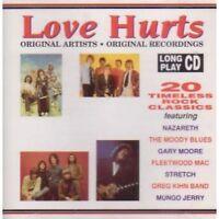 Various Artists-Love Hurts CD