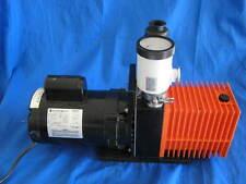 Alcatel 2008A Vacuum Pump with Alcatel FL20k, OME 25 S and Flex Hose