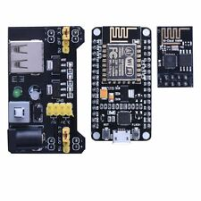 1 NodeMCU ESP-12E LUA WiFi Internet +1Power Supply Module +1Module Esp-01 IN USA