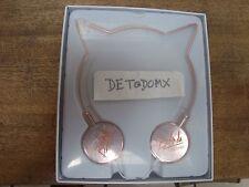 BELINDA Capa de ozono headphones Audifonos limited edition designed by her new