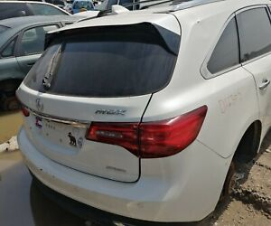 2015 Acura Mdx Tailgate Hatch Trunk Lid Power Liftgate 14 15 16 17 18 19 20