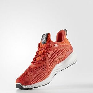 Adidas Aphabounce Em M Red White Grey training running alpha bounce BY4424