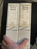 Mccormick Mc Series Tractor Service Manual Vol 1 & 2