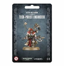 Warhammer 40k Imperial Guard Tech-Priest Enginseer NIB