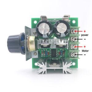 DC 12 V 24 V 30 V 40 V 13 KHZ Auto PWM DC Motordrehzahlregler Schalter 10A 50 V