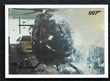 James Bond Archives Final Edition Die Another Day GOLD Card #80 Serial #007/250