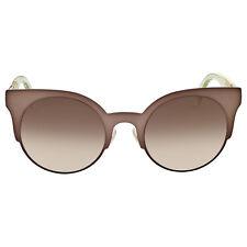 Fendi Cat Eye Brown Shade Sunglasses