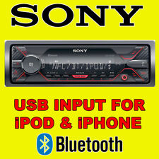 Sony Bluetooth Handsfree Aux USB MP3 Android iPod iPhone Ready Car Stereo