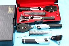 1 F.O Opthalmoscope,ophthalmoscope,Otoscope ENT Diagnostic Set.LED,CE PREMIUM