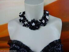 Perlen-Halsketten & -Anhänger im Collier-Stil mit Akoya-Sets für Damen