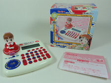 Marmalade Boy - Talking Action Electronic Calculator - Bandai - New And Working