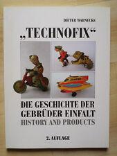 Technofix Buch 2. Auflage neu und pers. signiert von Autor