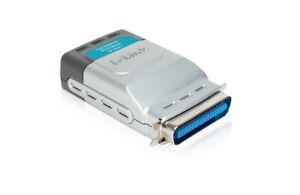 D-Link DP-301P+ Parallel Port Print Server FastEthernet (1x LAN, 1x Centronics)