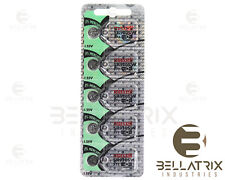 5 Pcs Maxell 371 SR920SW Silver Oxide Watch Batteries 1.55 Volt Best Value