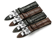 19mm 20mm 21mm 22mm Handmade Genuine Leather Watch Band For Vacheron Constantin