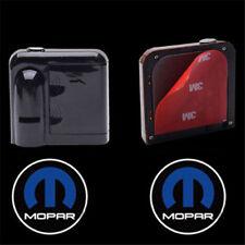 For MOPAR Wireless Car LED Door Projector Logo Ghost Shadow Light 2X