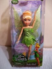 DISNEY FAIRIES TINKER BELL new in box