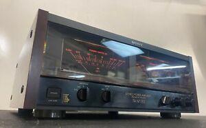 Sony TA-N77ES Stereo Power Amplifier. Pro Serviced!