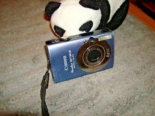 Canon PowerShot Digital ELPH SD1100 IS 8.0MP Digital Camera - Blue
