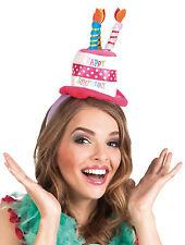 joyeux anniversaire fête chapeau pour les adultes NEUF - Carnaval chapeau kopfbe