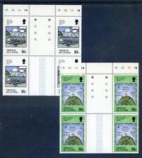 Tristan da Cunha 1975 Lifeboat 10p & 30p invtd. watermarls mint(2014/10/20/#05)