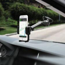 Universal Car Mount Holder Case Cradle Stander for iPhone Cell Phone Black