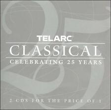Telarc Classical: Celebrating 25 Years (Pre-owned Cd)