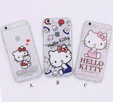 BNEW HELLO KITTY TPU CASE FOR IPHONE 7/7S (STYLE B)
