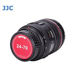 JJC RL-CA4 Writable Rear Lens Cap For CANON EF-S & EF lenses Cover Printed stick