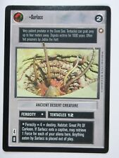 Sarlaac 1998 Special Edition BB Limited Decipher Star Wars CCG NM/SP x1