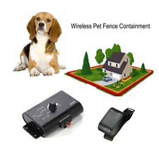 Waterproof Dog Fence System Underground Electric Shock Collars For Pet Dog 300M