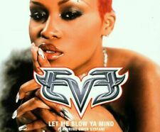 CD single promo EVE Feat GWEN STEFANI - Let me blow ya Mind 2 Titre RNB HIP HOP