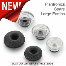 Plantronics Replacement Spare Large Eartips│For Voyager Legend Bluetooth Headset